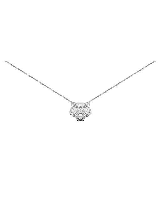 KENZO | Metallic 175261108043 Cubic Zirconia Necklace | Lyst