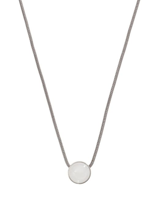 Skagen | White Skj0080040 Ladies Necklace | Lyst