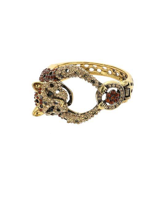Mikey | Metallic Tiger Bracelet | Lyst