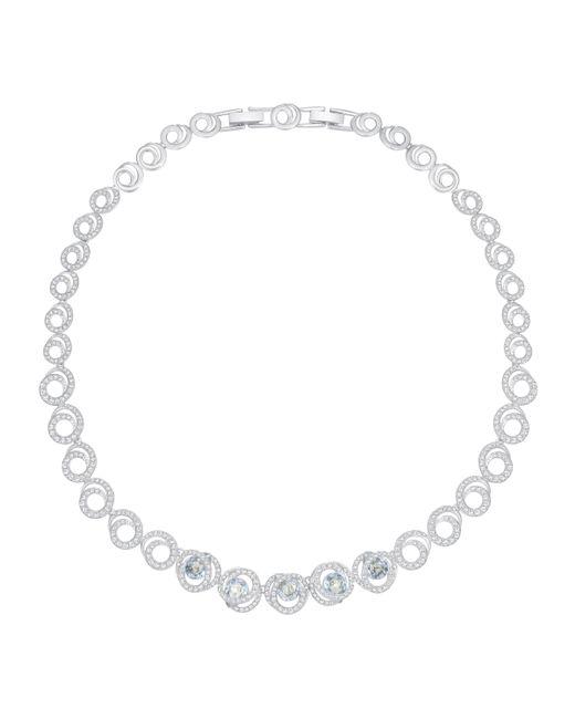 Swarovski | Metallic Generation Necklace | Lyst
