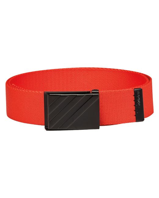 Adidas - Red Webbing Belt for Men - Lyst