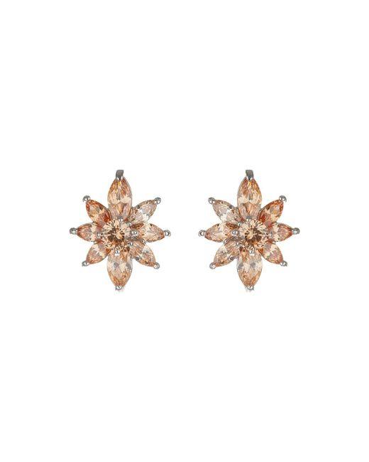 Mikey | Multicolor Daisy Flower Stud Earring | Lyst