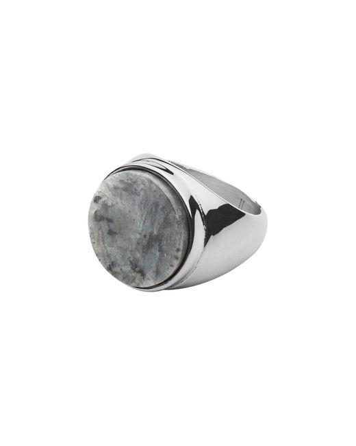 Dyrberg/Kern | Gray Dk341010 Castor Ii Rings | Lyst