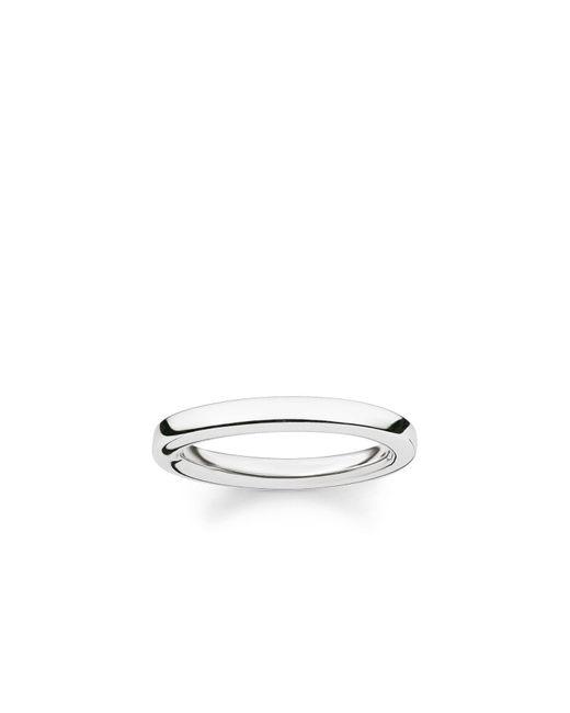 Thomas Sabo - Metallic My Rings Plain Ring - Lyst