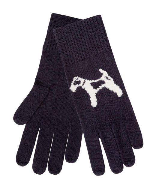 Hobbs | Blue Bailey Dog Glove | Lyst