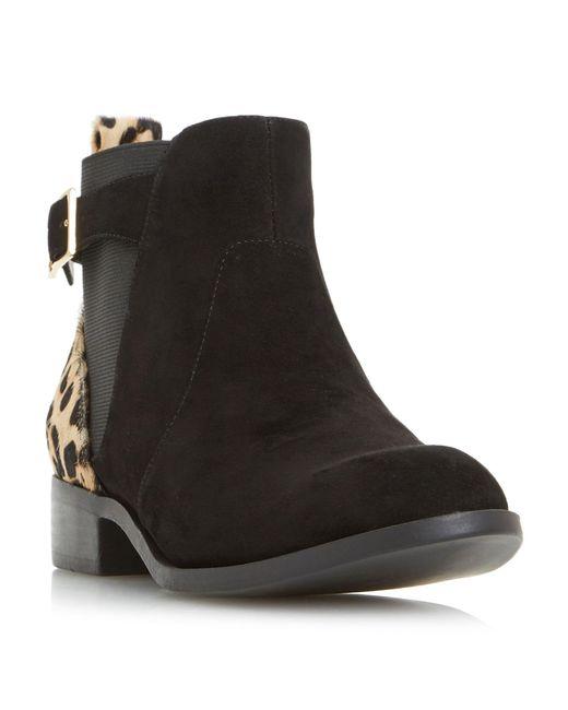 Biba - Black Posi Hardware Chelsea Boots - Lyst