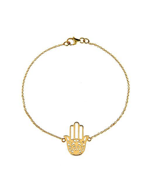 Latelita London | Metallic Cosmic Hamsa Bracelet Gold | Lyst