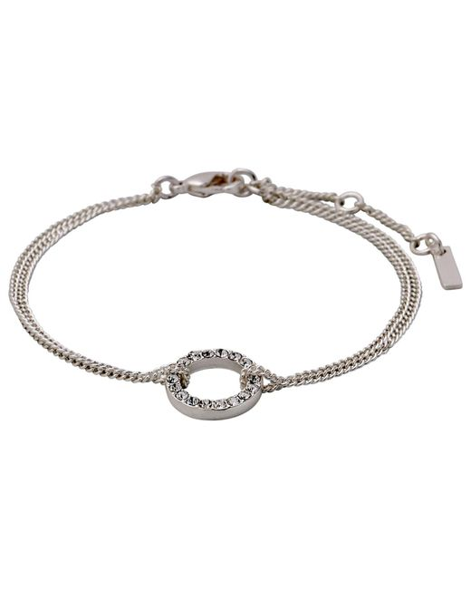 Pilgrim - Metallic Beautiful & Simple Bracelet - Lyst