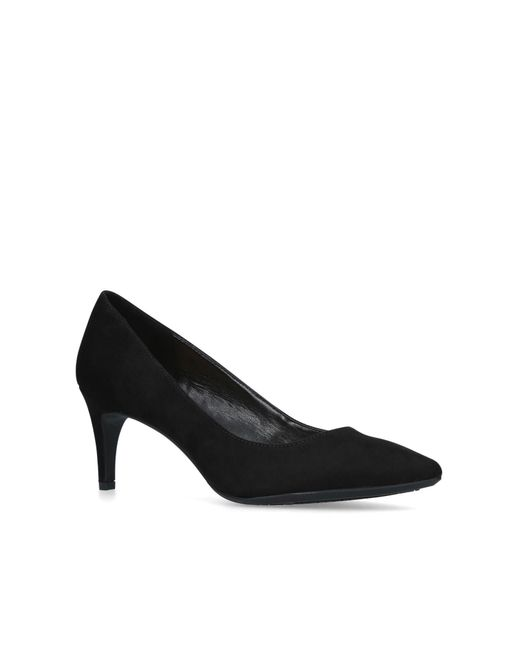 Nine West - Black Mid 'erika' Heel Court Shoes - Lyst