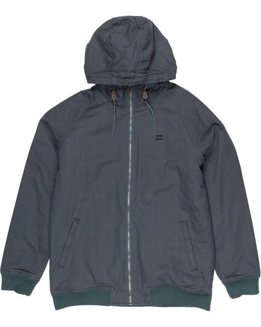 Billabong - Blue Men's Jacket for Men - Lyst