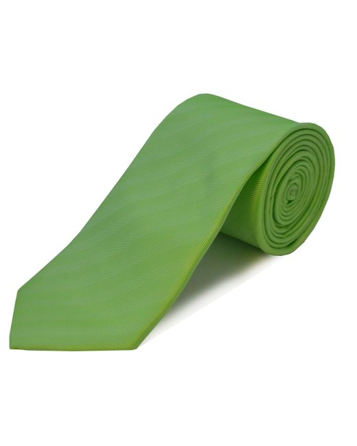 Double Two - Green Polyester Tie for Men - Lyst