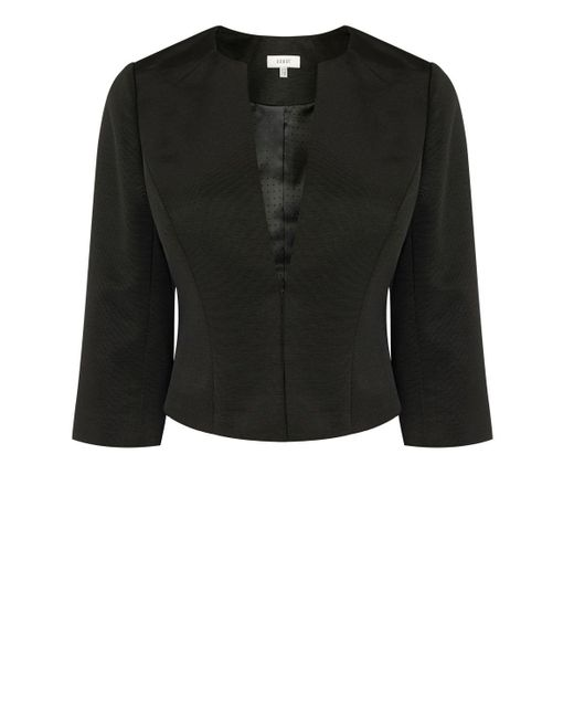 Coast - Black Kemara Ottoman Jacket - Lyst