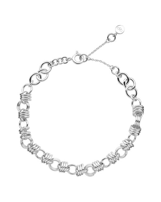 Links of London | Metallic Sweetie Xs Charm Chain Bracelet | Lyst