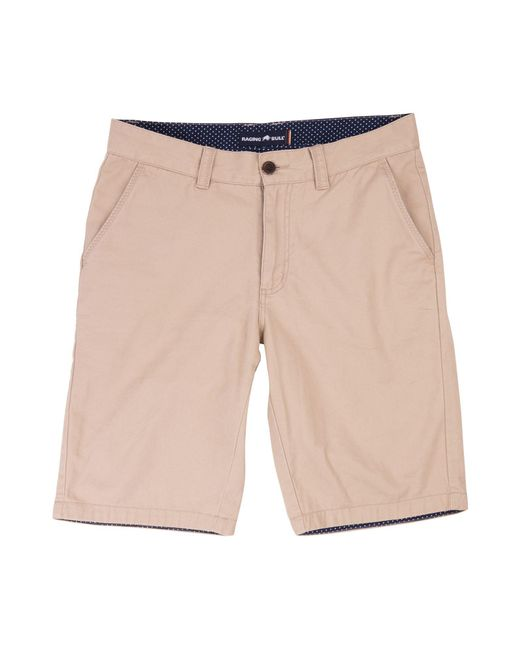 Raging Bull - Brown Classic Chino Shorts for Men - Lyst