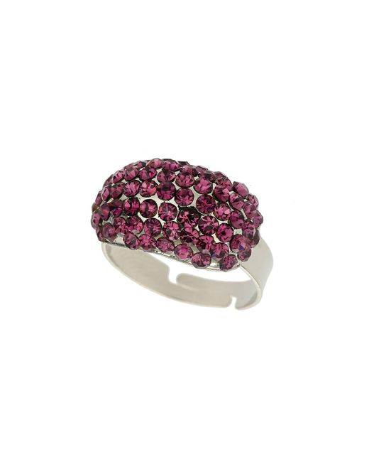 Mikey | Purple S Oblong Ring | Lyst