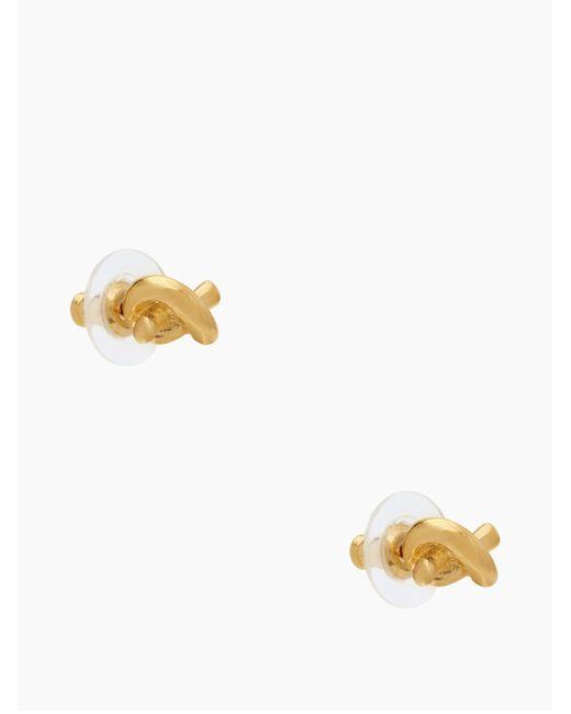 Kate Spade | Metallic Wbru4152711 Ladies Earrings | Lyst