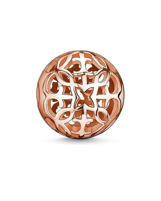 Thomas Sabo | Pink Karma Beads Bead Arabesque | Lyst