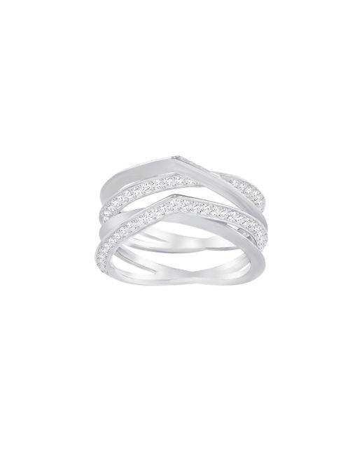 Swarovski | Metallic Genius Ring | Lyst