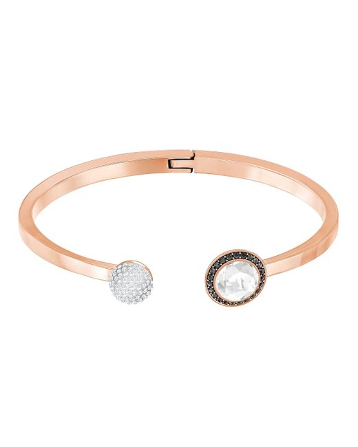 Swarovski - Metallic Hote Bangle - Lyst