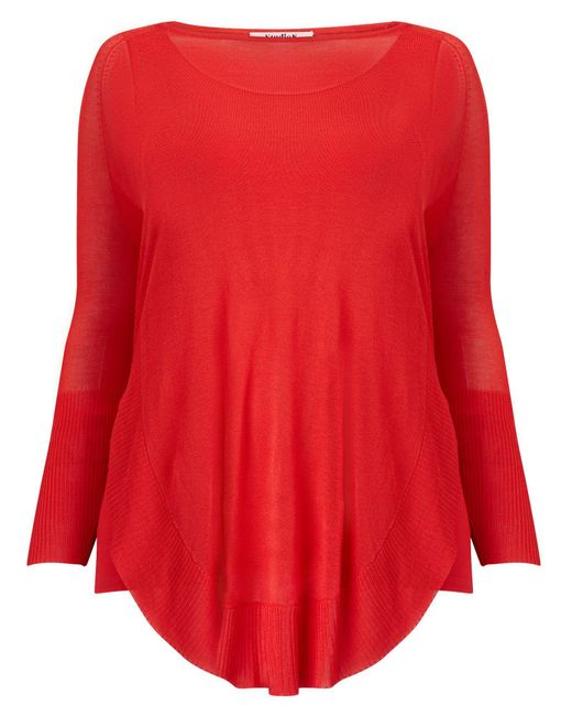 Studio 8 - Orange Ciaren Jumper - Lyst