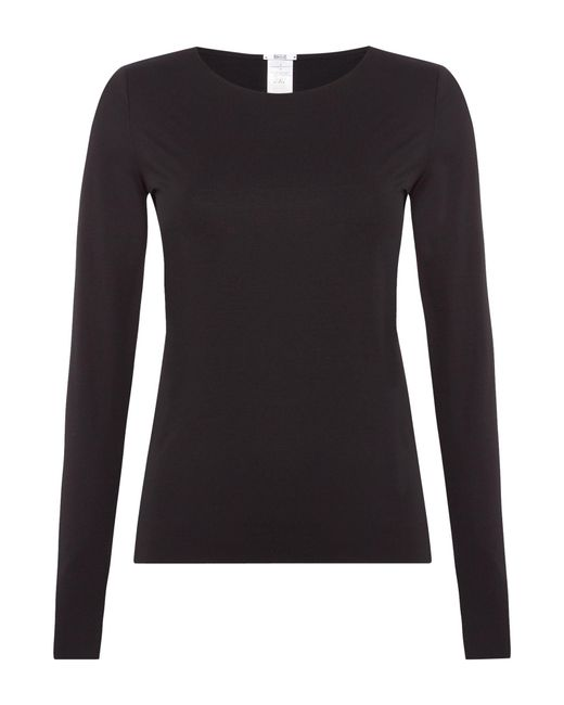 Wolford - Black Pure Pullover - Lyst