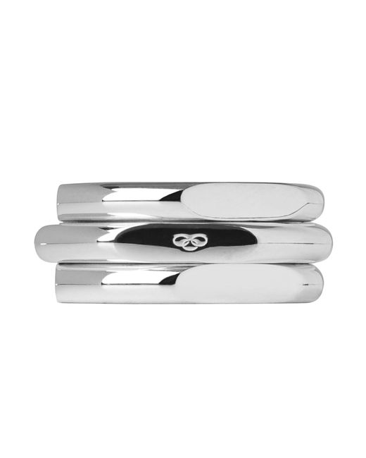 Links of London | Metallic 20-20 Xl Ring for Men | Lyst