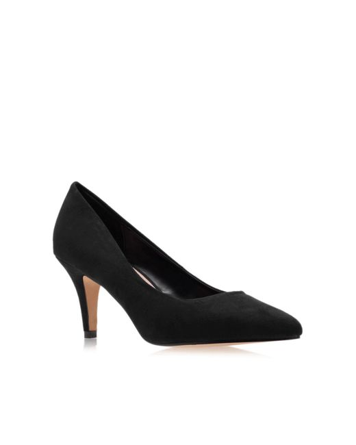 Carvela Kurt Geiger   Black Kairo Court Shoes   Lyst