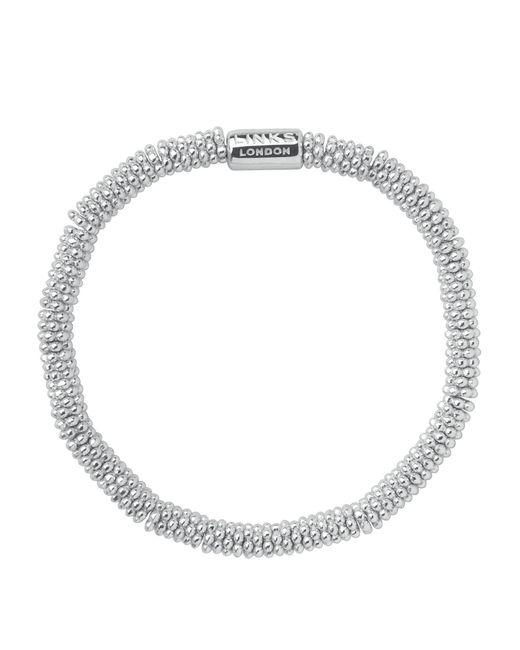 Links of London | Metallic Effervescence Xs Bracelet | Lyst