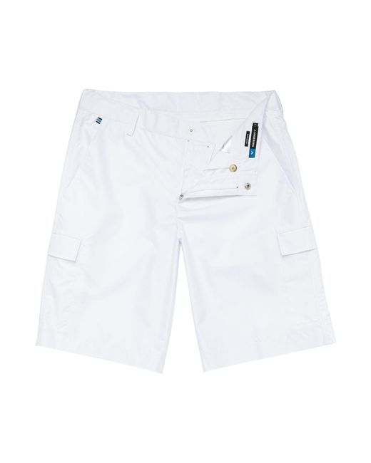 J.Lindeberg | White Lawrence Micro Twill Short for Men | Lyst