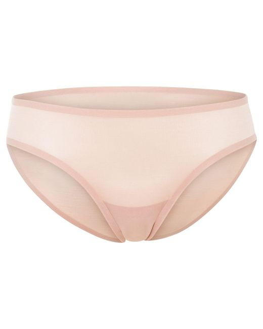 Wolford   Pink Sheer Touch Tanga   Lyst
