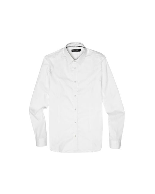 French Connection | White Formal Cotton Shirt for Men | Lyst
