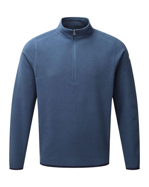 Tog 24 | Blue Sixa Mens Tcz 100 Fleece Zip Neck for Men | Lyst