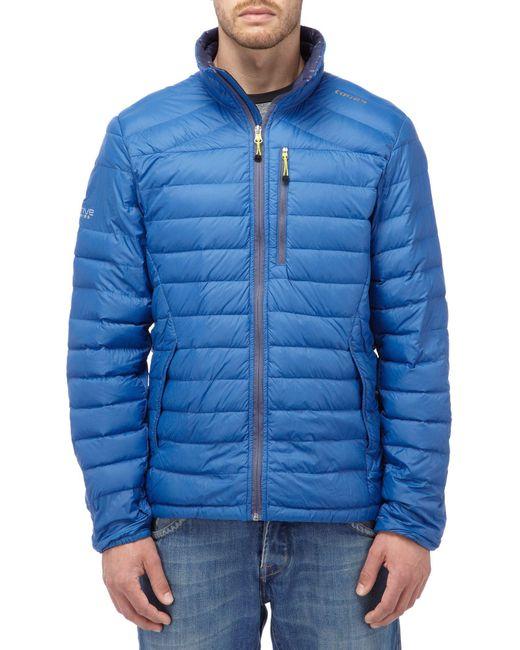 Tog 24 Zenith Mens Down Jacket In Blue For Men Lyst