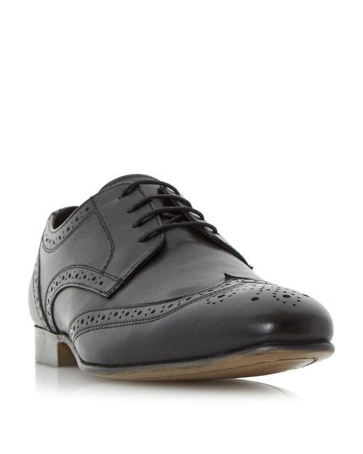 Howick Rushmoor Leather Brogue Shoe