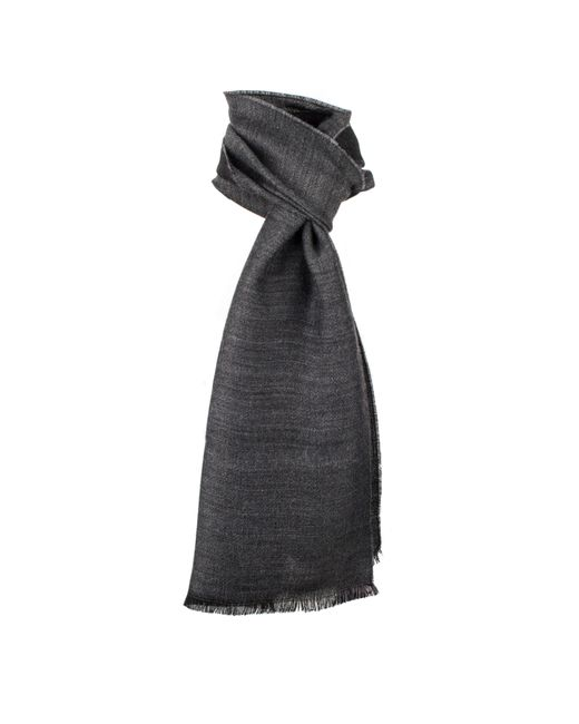 Dents | Gray Mens Italian Woven Scarf for Men | Lyst