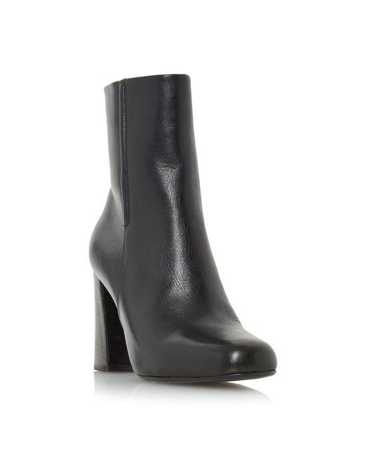 Dune | Multicolor Pemberl Block Heel Ankle Boots | Lyst