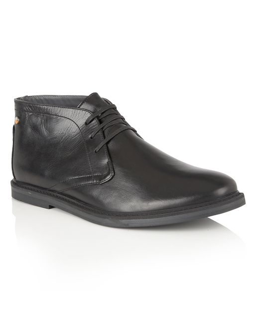 Frank Wright | Black Bath Mens Boots for Men | Lyst