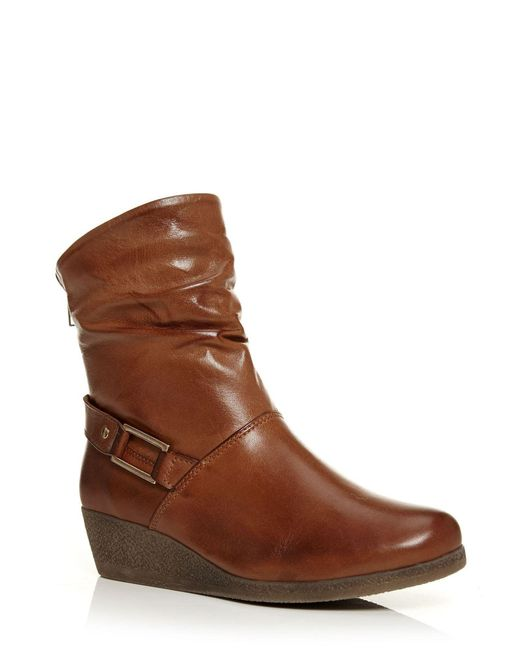 Moda In Pelle | Brown Adonias Wedges | Lyst