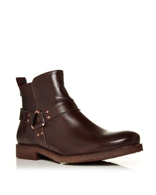 Moda In Pelle | Brown Casias Ankle Boots | Lyst
