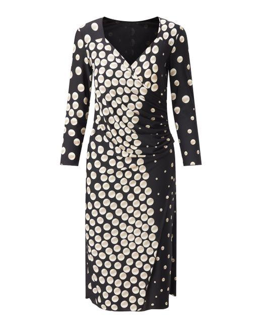 James Lakeland | Black Rose Print Dress | Lyst