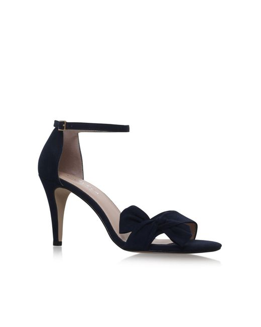 Carvela Kurt Geiger | Blue Kannie Sandals | Lyst
