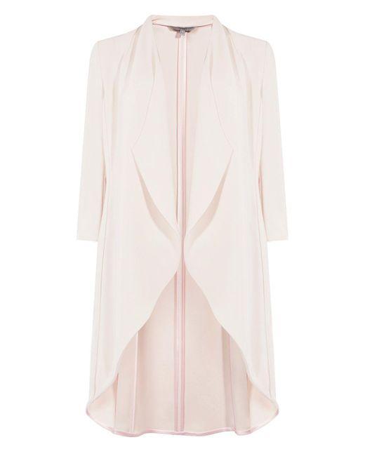 Coast | Pink Carolina Soft Jacket | Lyst