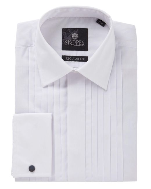Skopes | White Formal Dress Shirt for Men | Lyst