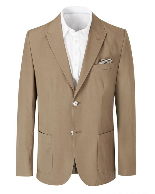 Skopes - Natural Claudio Jacket for Men - Lyst