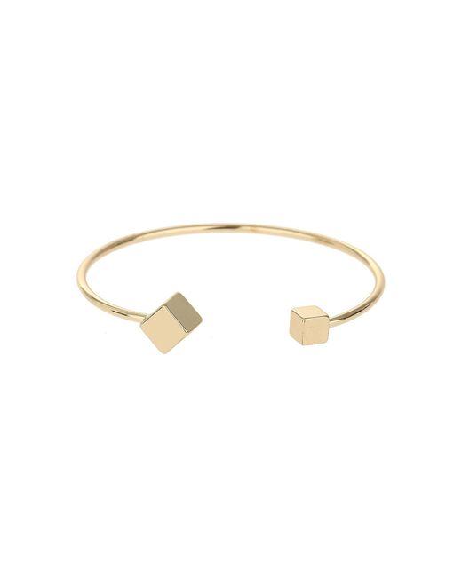 Mikey | Metallic Multi Dice Both End Cuff Bracelet | Lyst