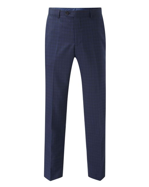Skopes | Blue Shields Tailored Wool Blend Trouser for Men | Lyst