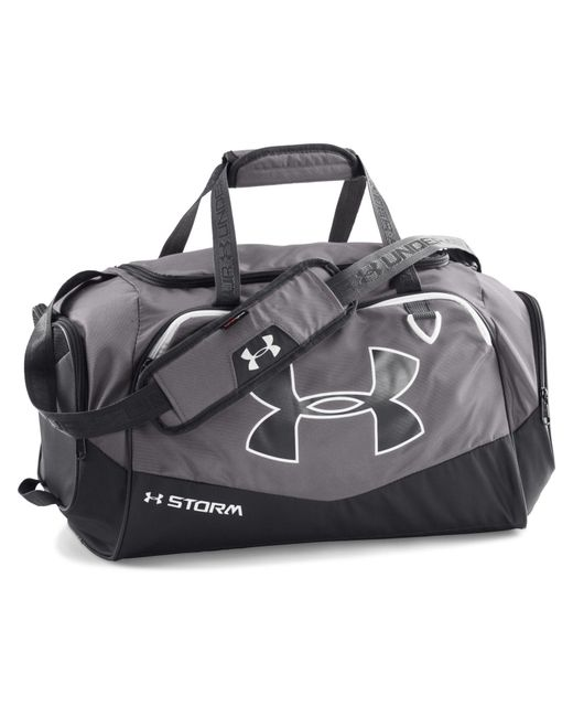 Under Armour | Gray Undeniable Synthetic Holdall for Men | Lyst