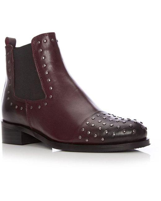 Moda In Pelle Multicolor Nurela Low Smart Short Boots