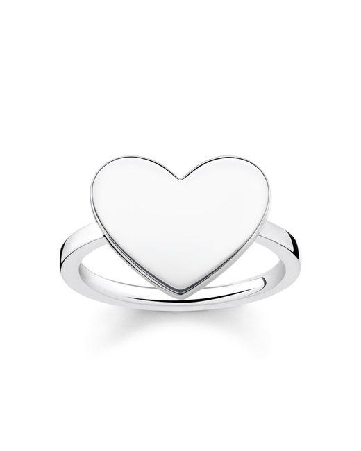 Thomas Sabo - Multicolor Love Bridge Engravable Heart Ring - Lyst