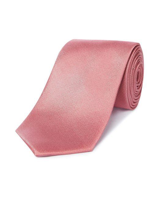 Richard James - Pink Repp Silk Tie for Men - Lyst